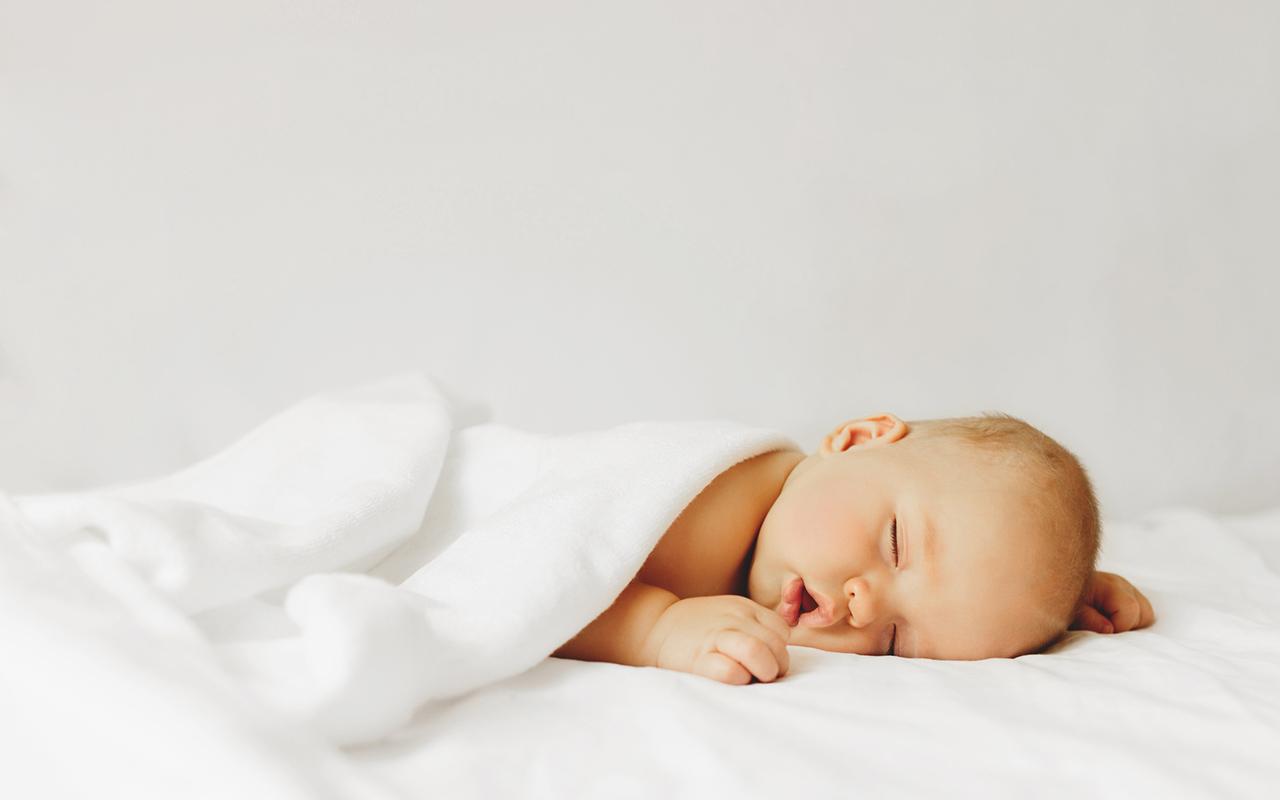 Lempeä unikoulu huomioi vauvan tarpeet