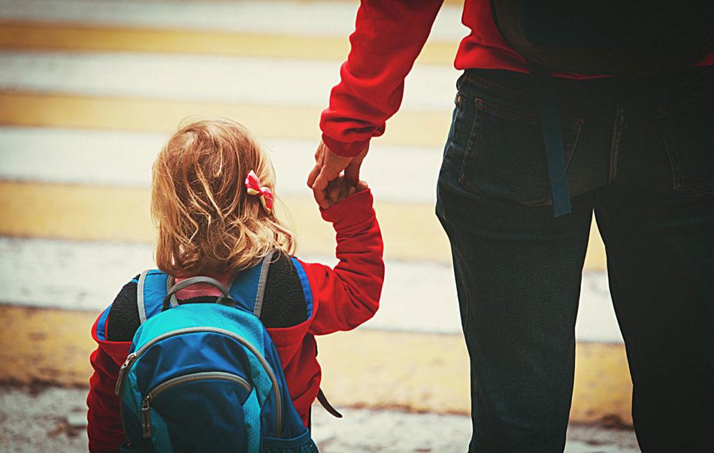 Kun lapsi aloittaa päiväkodin, on vanhemman tuki erityisen tärkeää.