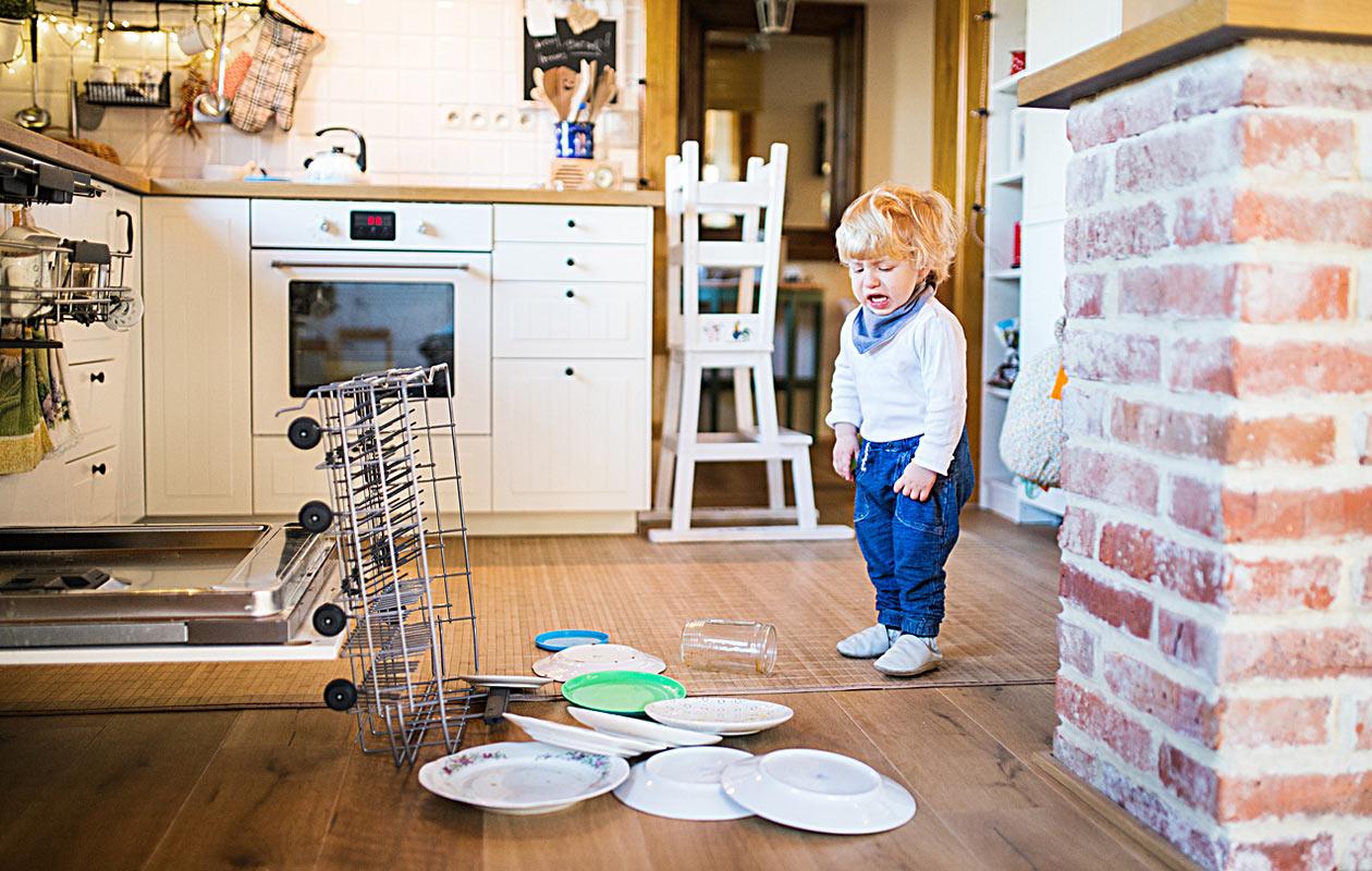 Turvallinen koti lapselle, silkka mahdottomuus?