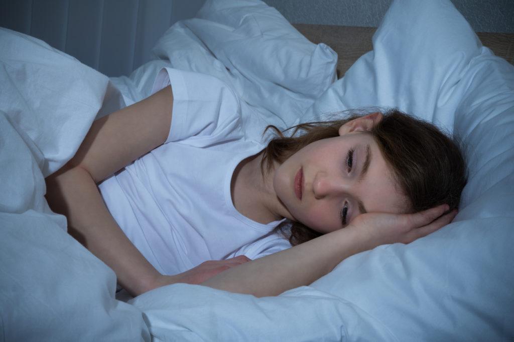 Miten lapsen saa nukkumaan riittävästi.