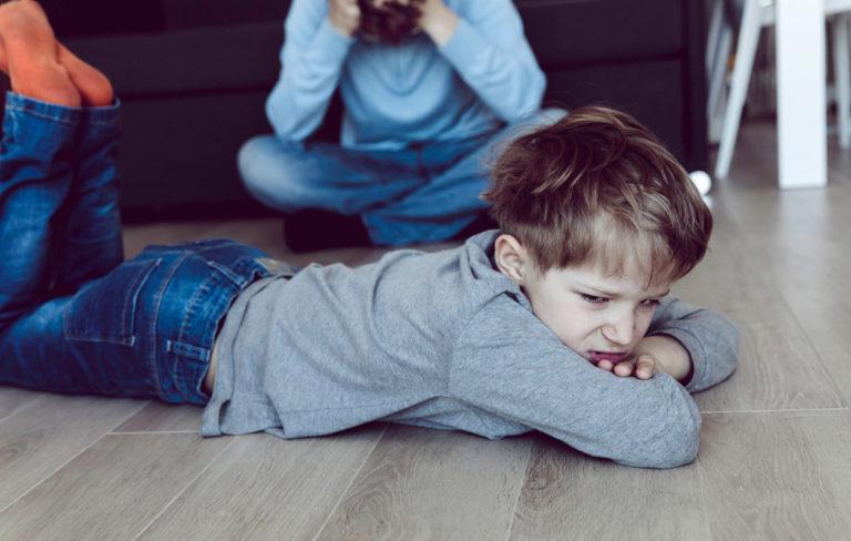 Lasten käytöshäiriöt.