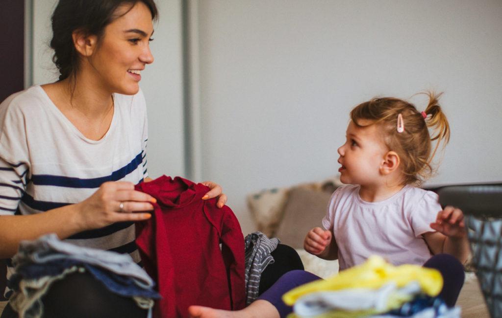 Kuivausrumpu ei jätä vaatteita ryppyisiksi, jos sen ei anna pyörittää vaatteita rutikuiviksi.