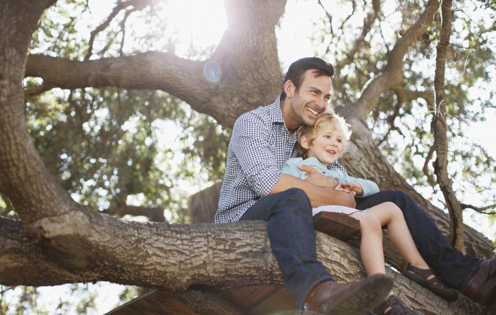 ylisuojeleva vanhempi