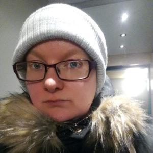 Kolmen lapsen yksinhuoltaja Åsa, 36, Vanha-Ulvila