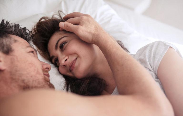 Seksi synnytyksen jälkeen.