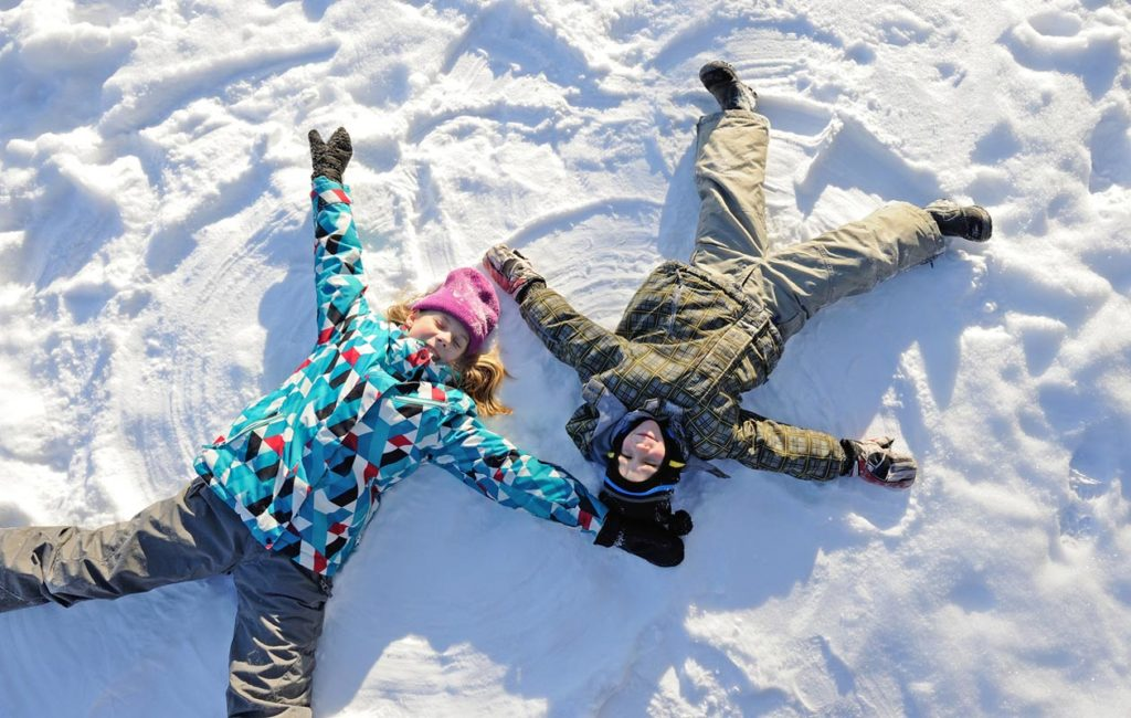 Lämmin välikerrasto on kylmillä talvikeleillä tarpeellinen.