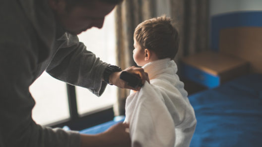 Kaksplus lapsen pakko-oireet