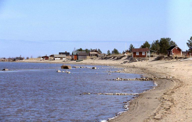 Kalajoen hiekkasärkät perheloma Suomessa