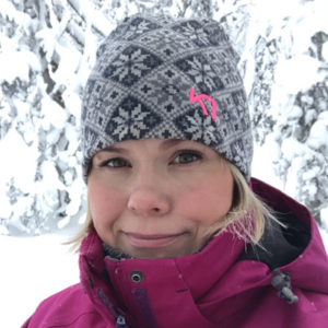 Viiden lapsen äiti Mari, 35, Ristijärvi