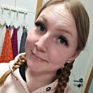 Pienen pojan äiti Mira, 25, Vantaa