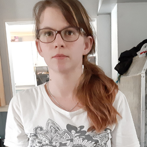Suurperheen äiti Katri, 28, Alavieska