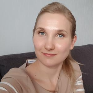 Pienen pojan äiti Jonna, 29, Helsinki
