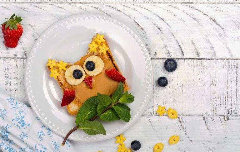 Lasten oudot ruokayhdistelmät