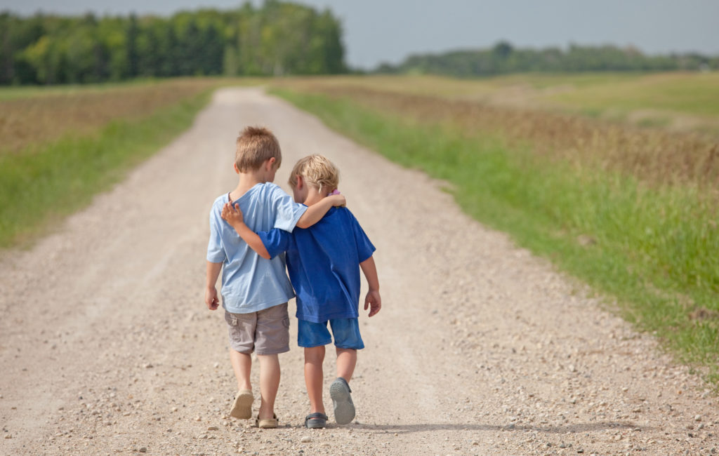 Läheiset sisarussuhteet