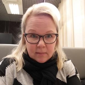 Yksinhuoltajaäiti Tuija, 47, Tampere