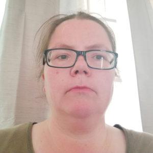 Kaksivuotiaan äiti Heidi Villanen, 34, Jyväskylä