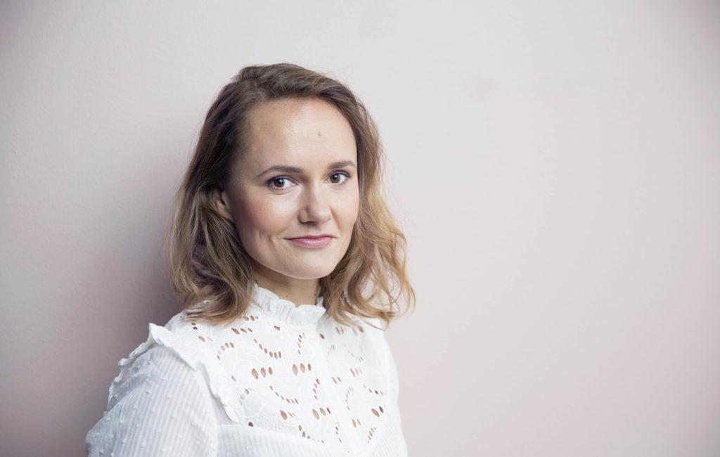 Kaksplus tuottaja Elisa Hurtig.