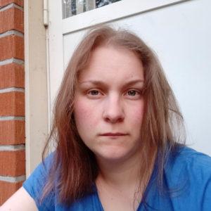 Perhemullistuksessa elävä Susanna Sorvo, 29, Kajaani
