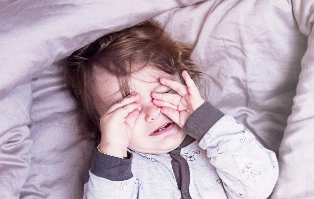 Lapsen Kauhukohtaus