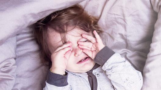 pikkulapsen uniaika