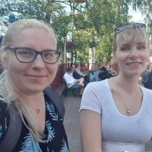 Mila ja Suski, Espoo