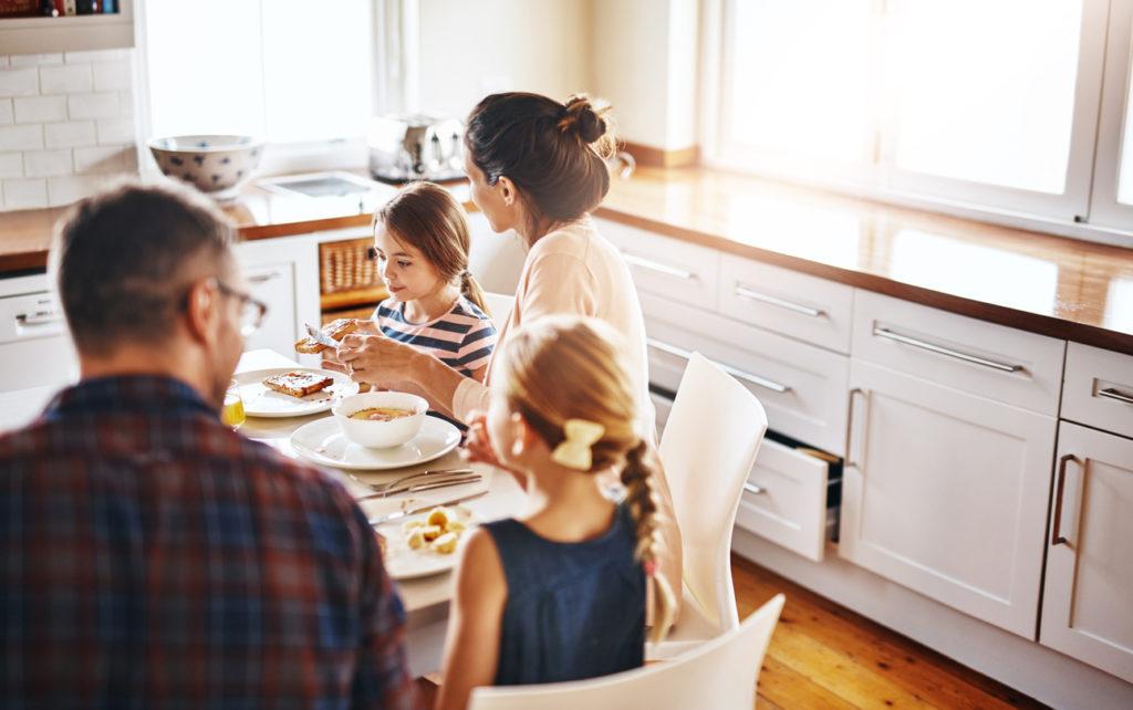 lapsiluku on monessa perheessä kompromissi.