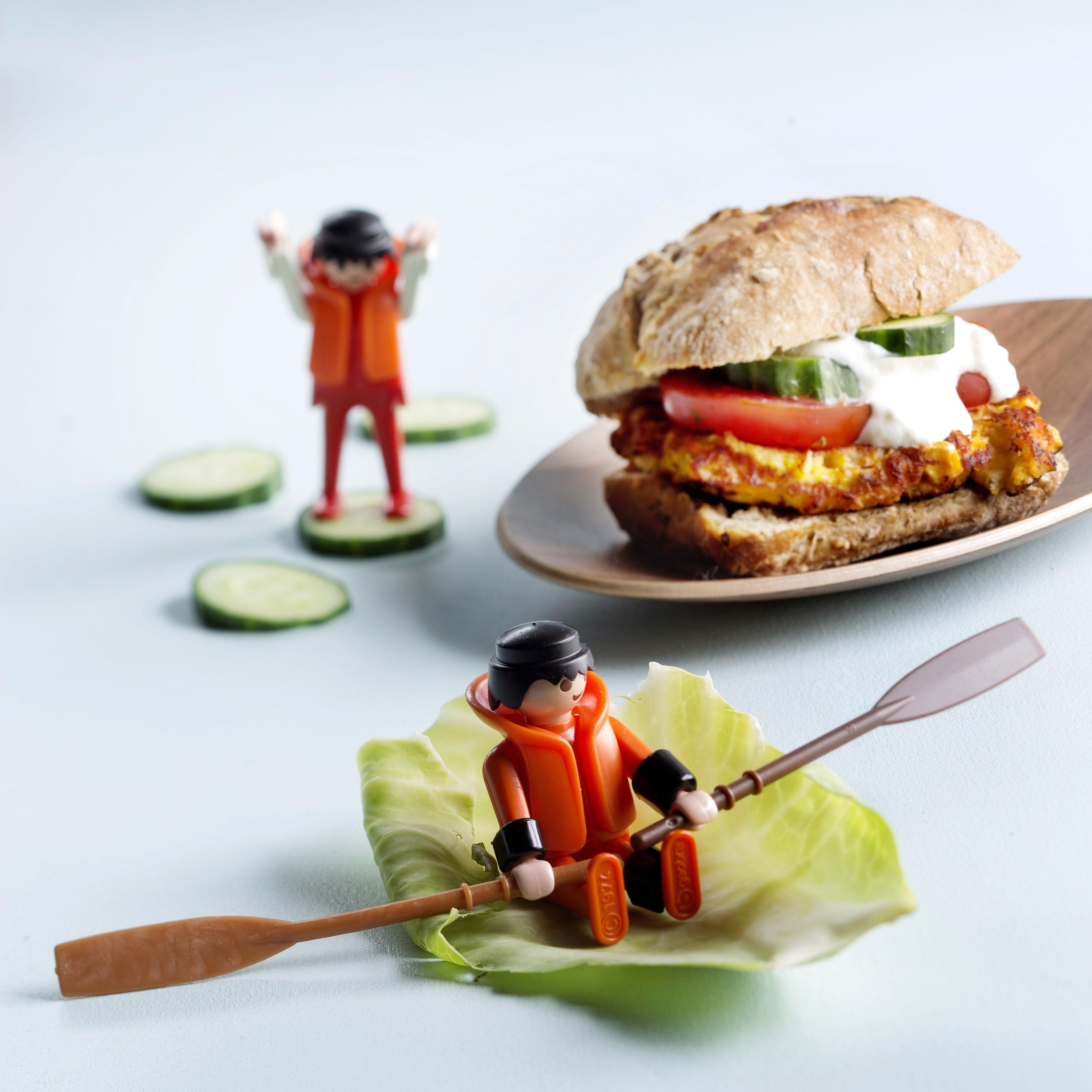 helppoa kasvisruokaa lapsille
