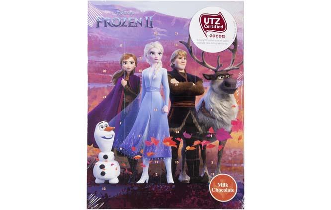 Frozen joulukalenteri