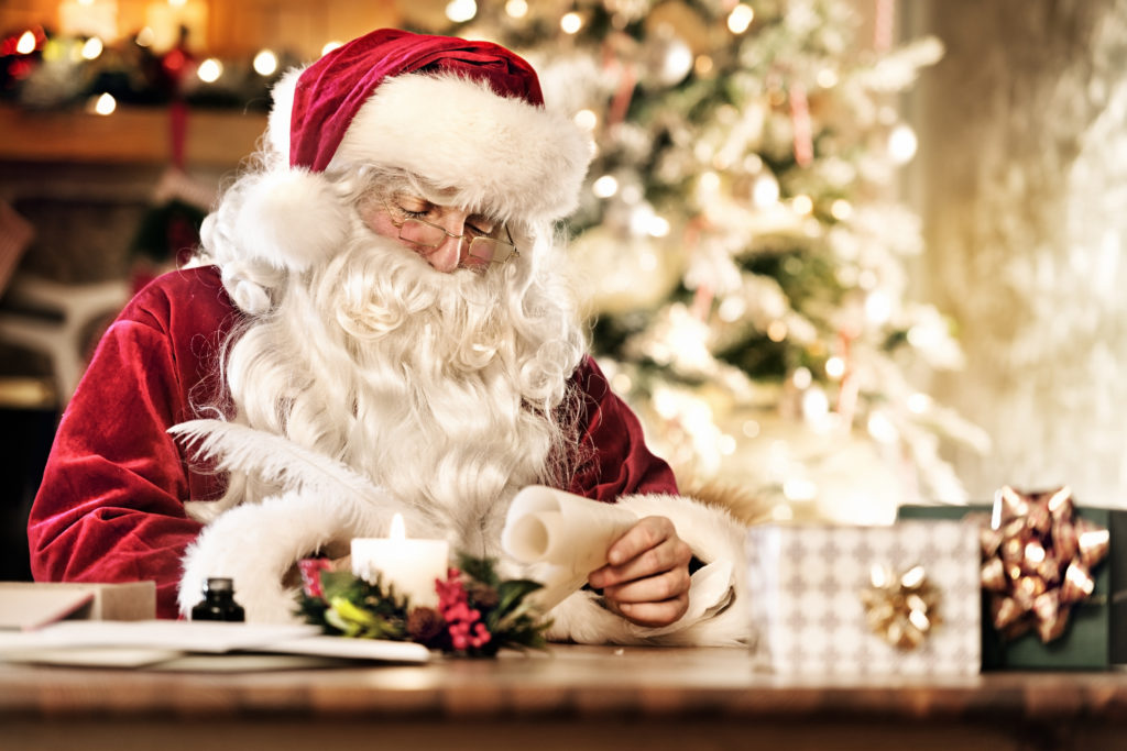 Joulupukin kirje