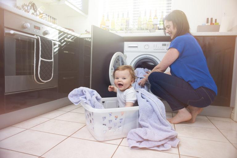 Vauvan pyykki