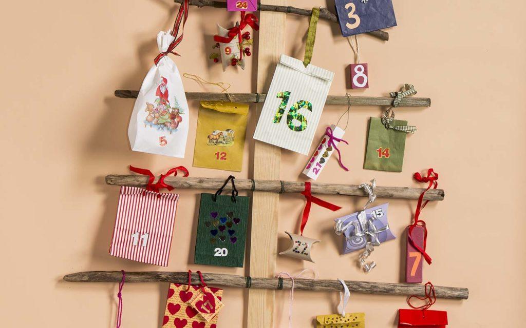 DIY-joulukalenteri