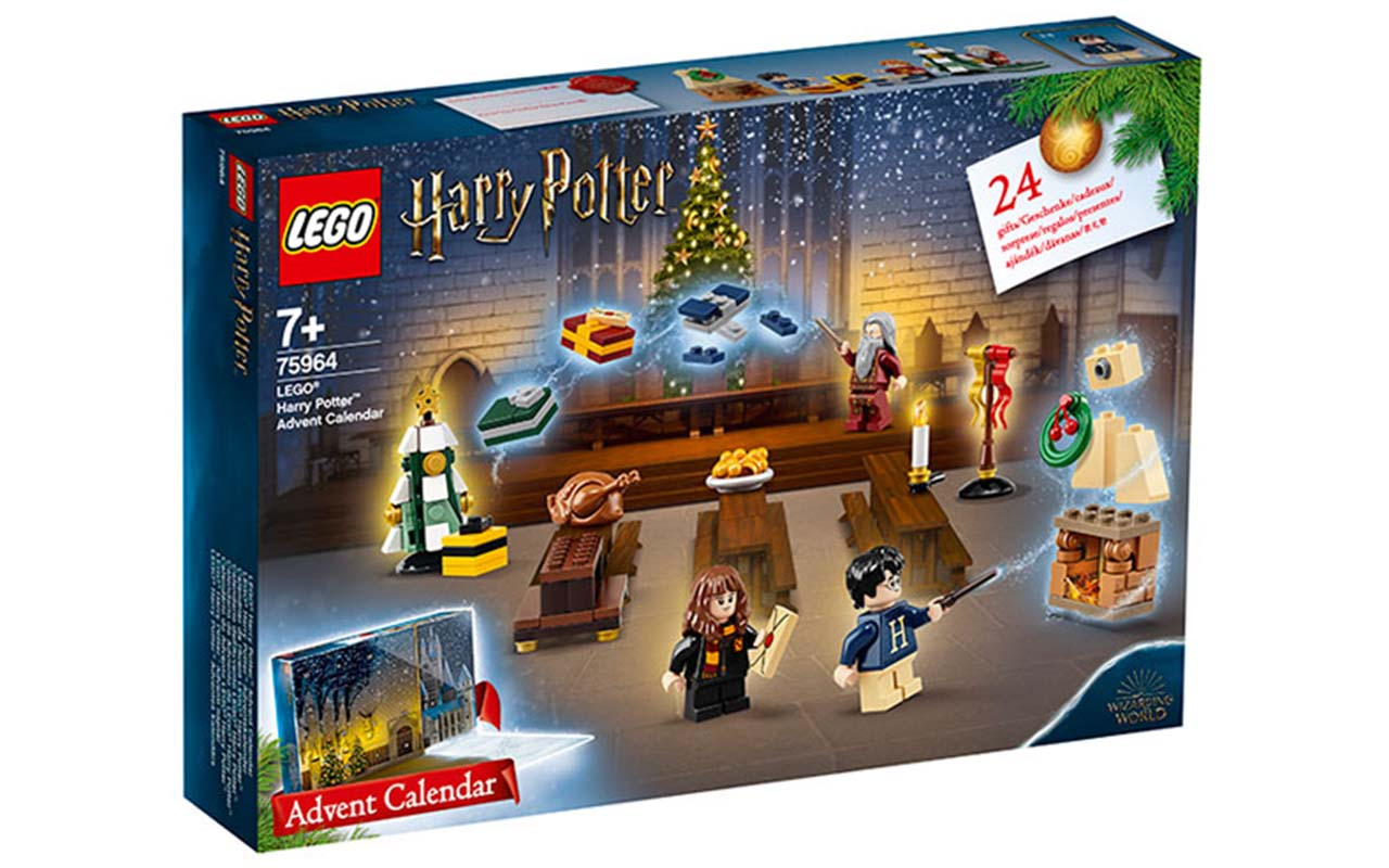 Harry Potter legokalenteri