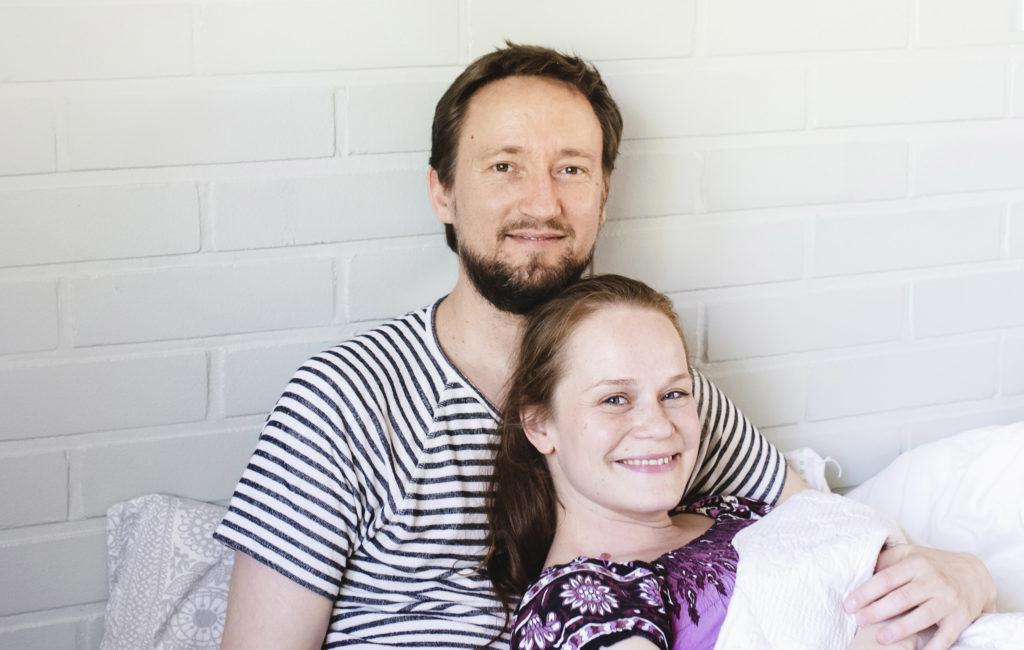 Elisa Salo & Mikael Ahlfors
