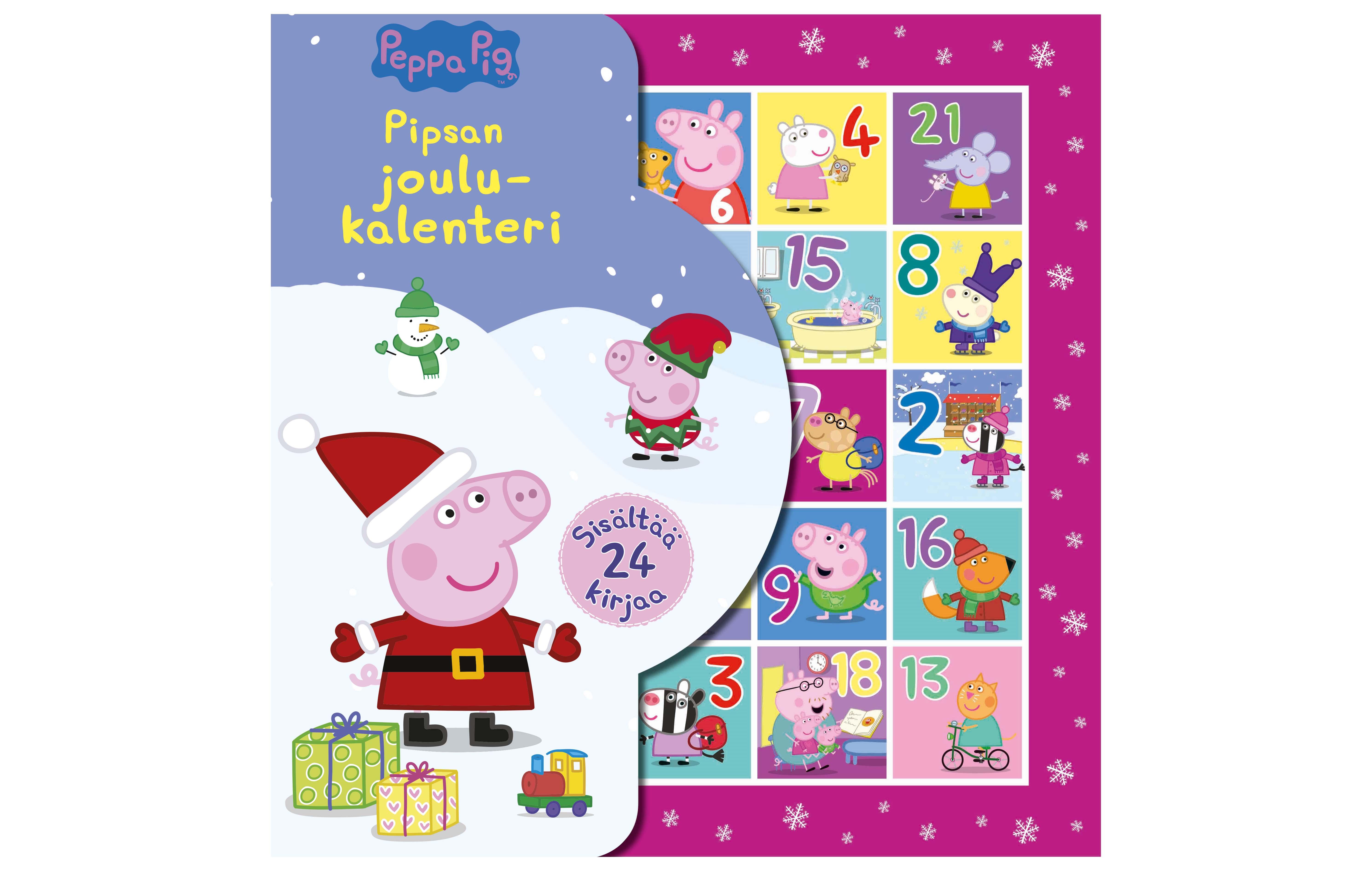 Pipsa Possun joulukalenteri
