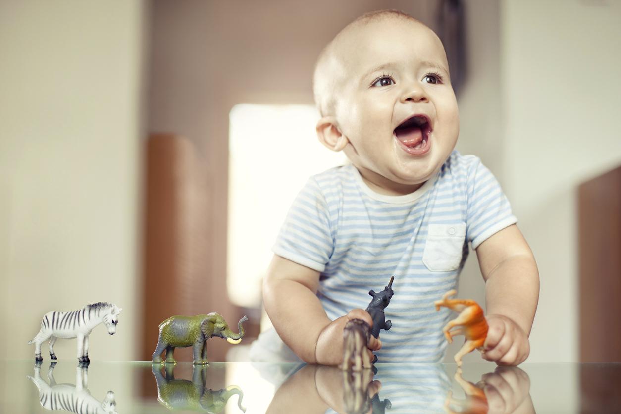 Vauvan Motorinen Kehitys