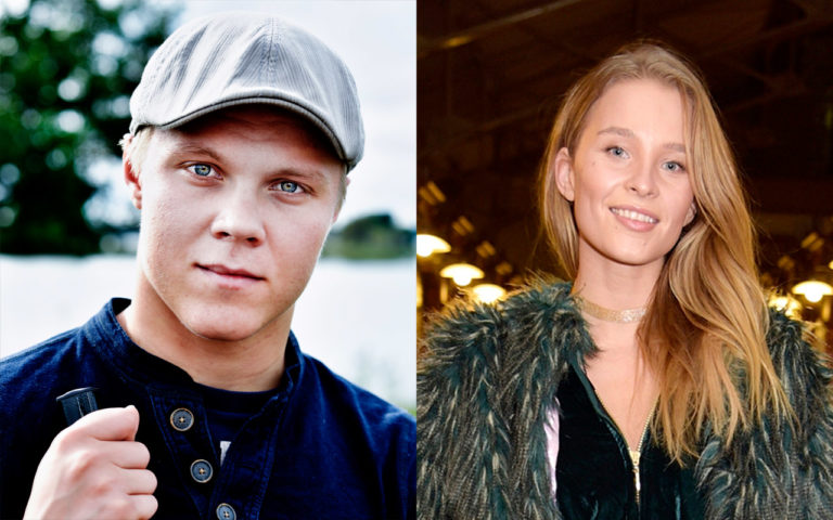 Mikael Granlund ja Emmi Granlund saavat toisen lapsen.