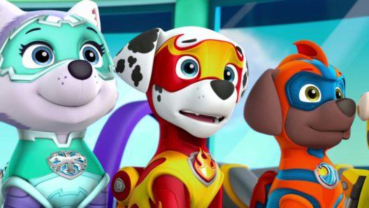 Ryhmä Hau - mahtavat Mahtipennut -jaksossa ryhmä Hau saa supervoimat.