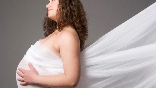 Raskaus kaunistaa, raskaushehku