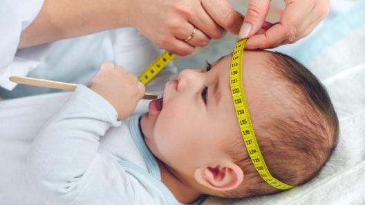 Pienten vauvojen kasvua seurataan neuvoloissa yhä samalla tavalla kuin normaalistikin.