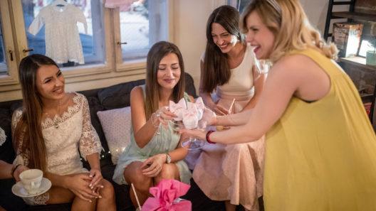 Baby shower kuuluu raskausajan ikimuistoisiin hetkiin.