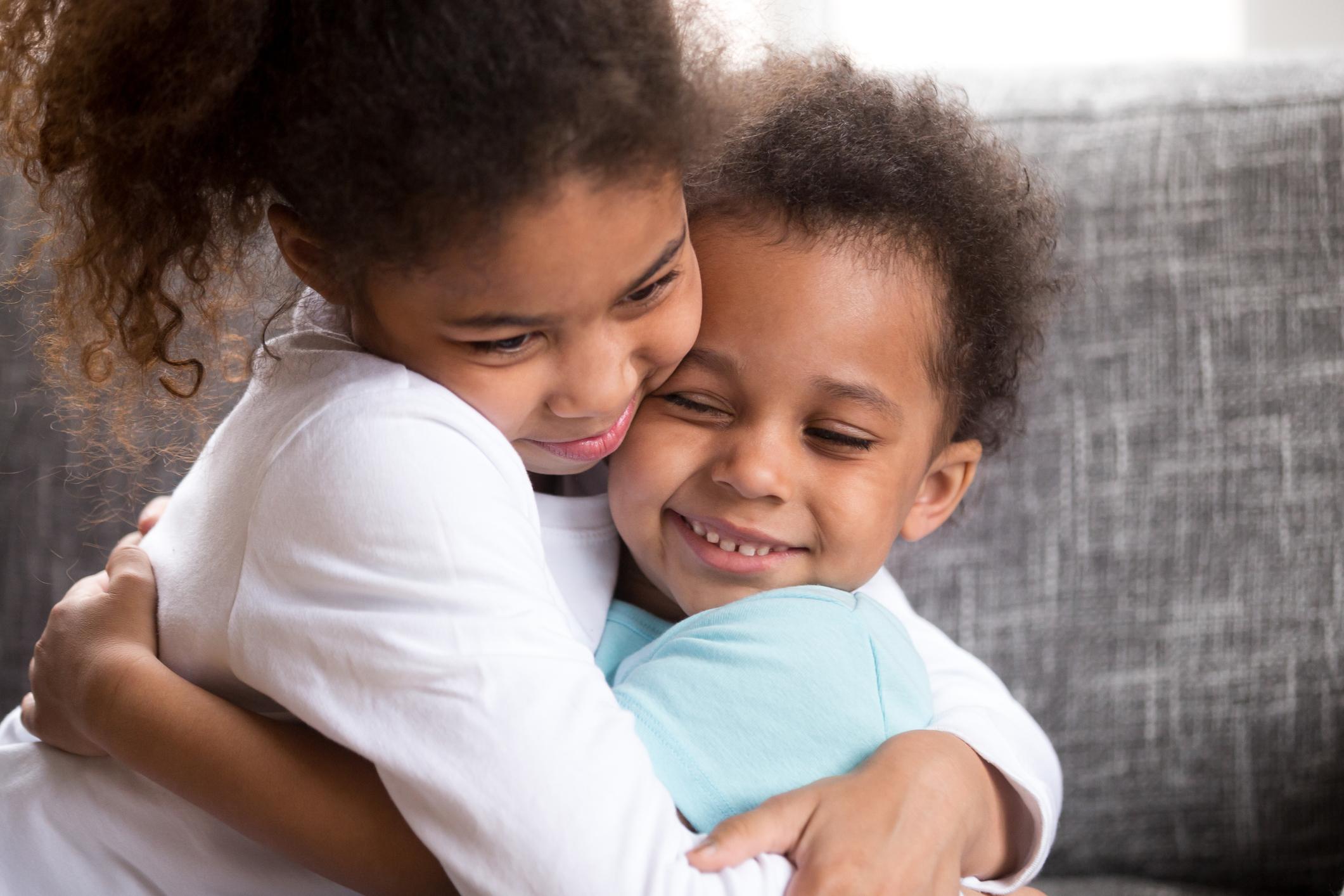 Nimiehdotus voi tulla myös lapsen suusta