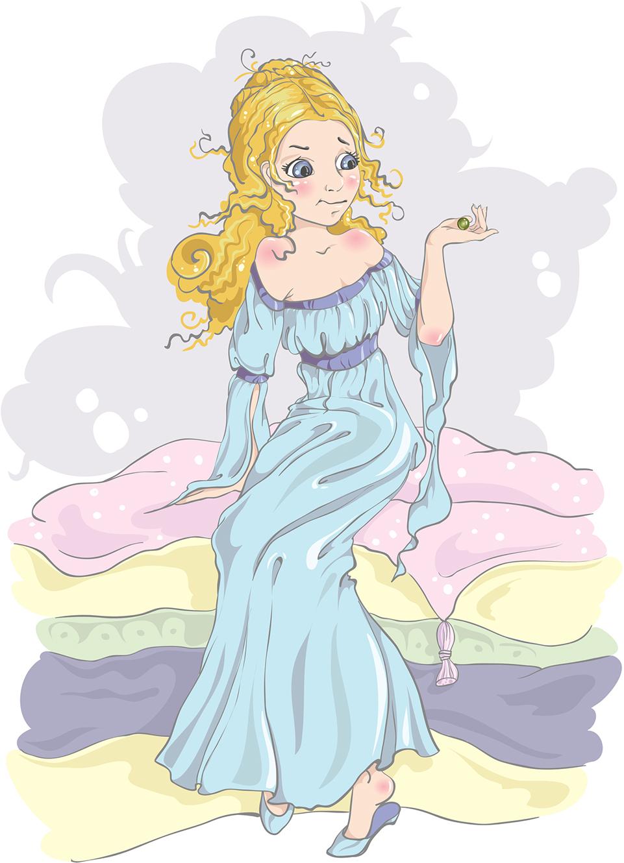 prinsessa ja herne