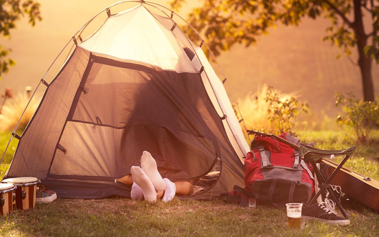 Lapsesi syntymäpäivä voi antaa vinkkiä siitä, saiko vauva alkunsa kesäisellä telttaretkellä.