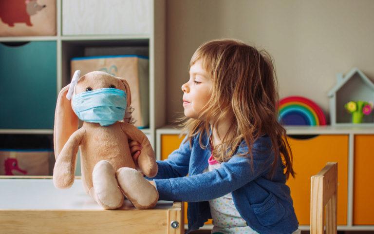 Päiväkoti-ikäisten lasten koronavirustartunnat ovat olleet Suomessa harvinaisia.