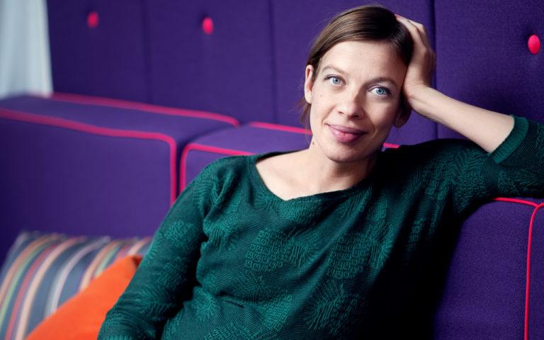 Li Andersson kertoo Annassa, että äitiys on ollut hänen haaveenaan lapsuudesta saakka.