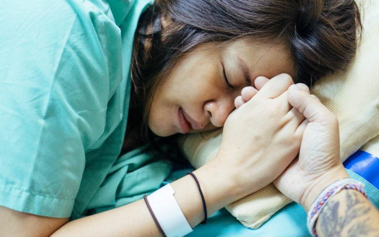 Epiduraali alkaa vaikuttaa yleensä noin 10–15 minuutissa.