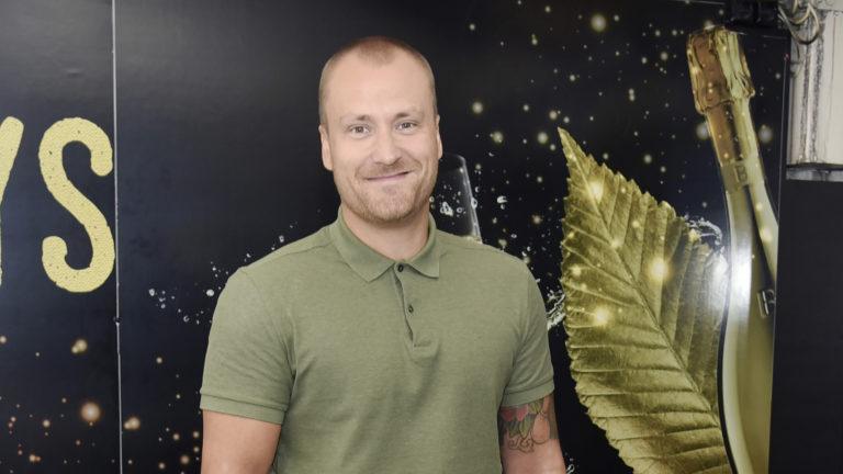 Heikki Paasosesta on tulossa tänä vuonna isä.