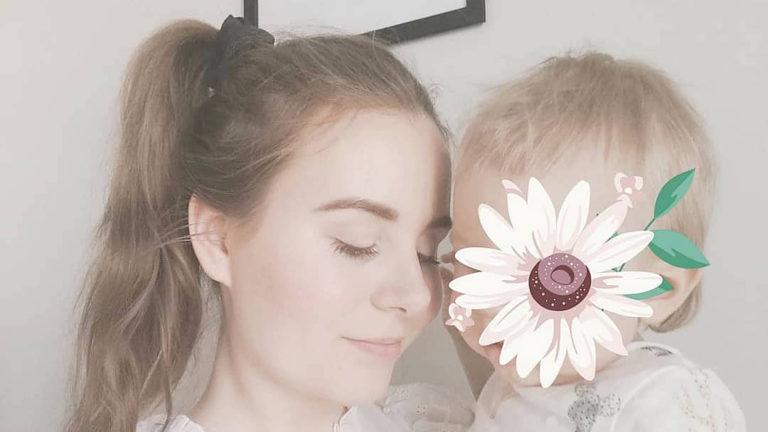 Emilialla oli alkuraskaudessa hematooma kohdussa.