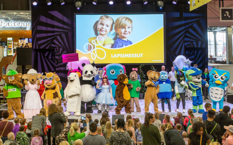 Lapsimessut 2021 oli tarkoitus järjestää toukokuussa.