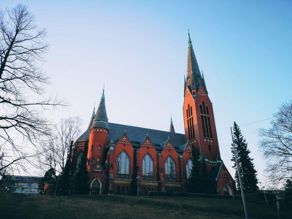 Mikaelin kirkko